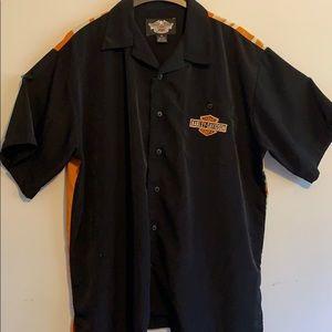 Harley-Davidson black shirt size XL